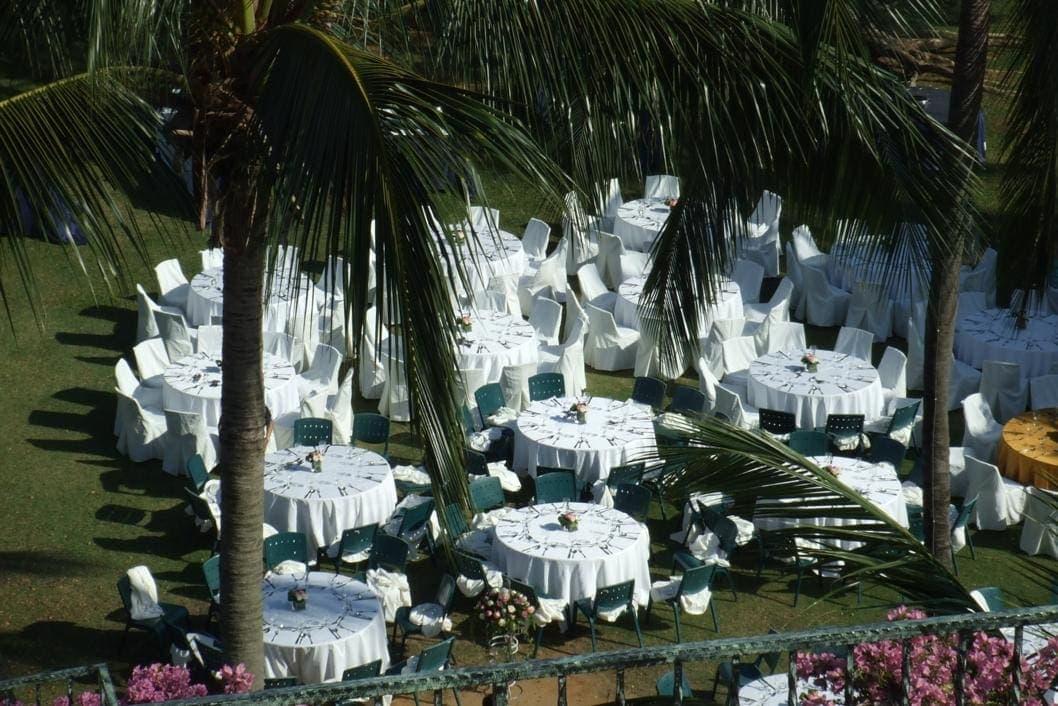 Rasa Sentosa Resort - Wedding By The Sea